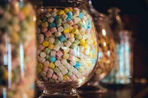 Caramelle e pastiglie